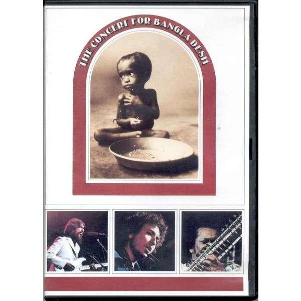 Beatles / Harrison / Bob Dylan / Eric Clapton The Concert For Bangla Desh