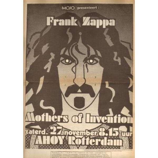 Ahoy Rotterdam 27 11 1971 Holland 1971 Original Concert