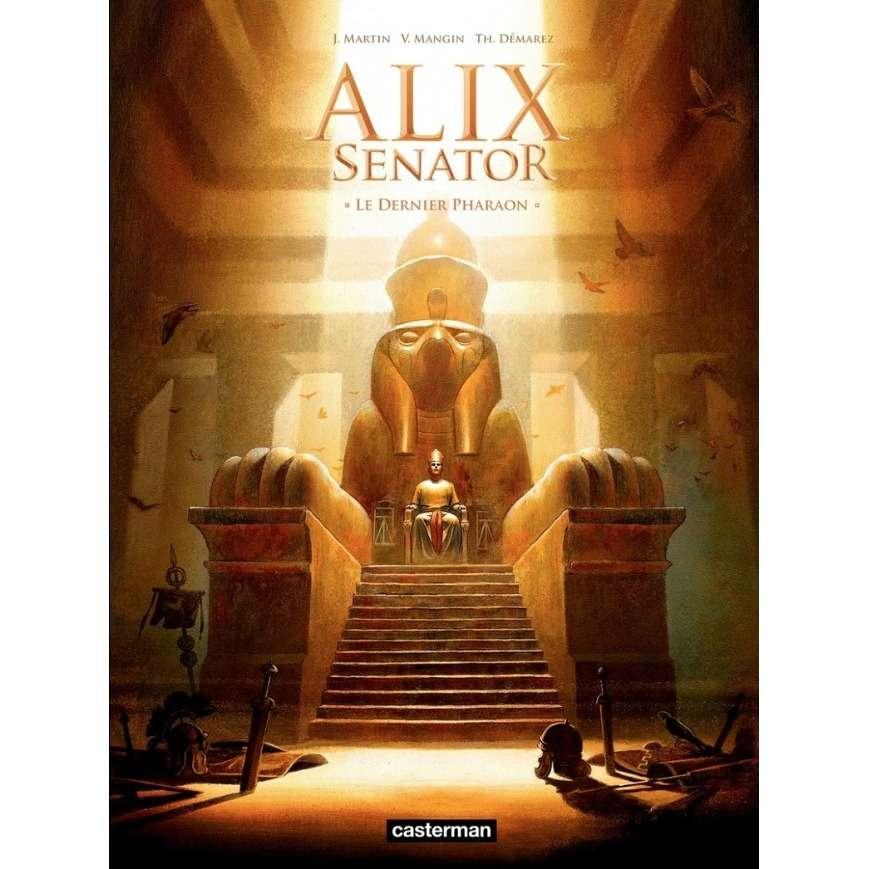 alix senator 2. le dernier pharaon