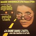 MICHEL LEGRAND / PETULA CLARK - La Dame Dans L' Auto Avec Des Lunettes Et Un Fusil - LP