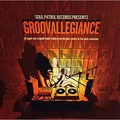 GROOVALLEGIANCE (SOUL PATROL) - V/A - SPITTING IMAGE / NEW DIRECTIONS / FUNK MACHINE - LP