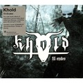 KHOLD  - Til Endes (cd) - CD