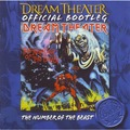 DREAM THEATER - Official Bootleg: The Number Of The Beast (cd) - CD