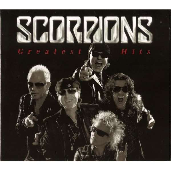 greatest hits by scorpions cd x 2 with techtone11 ref