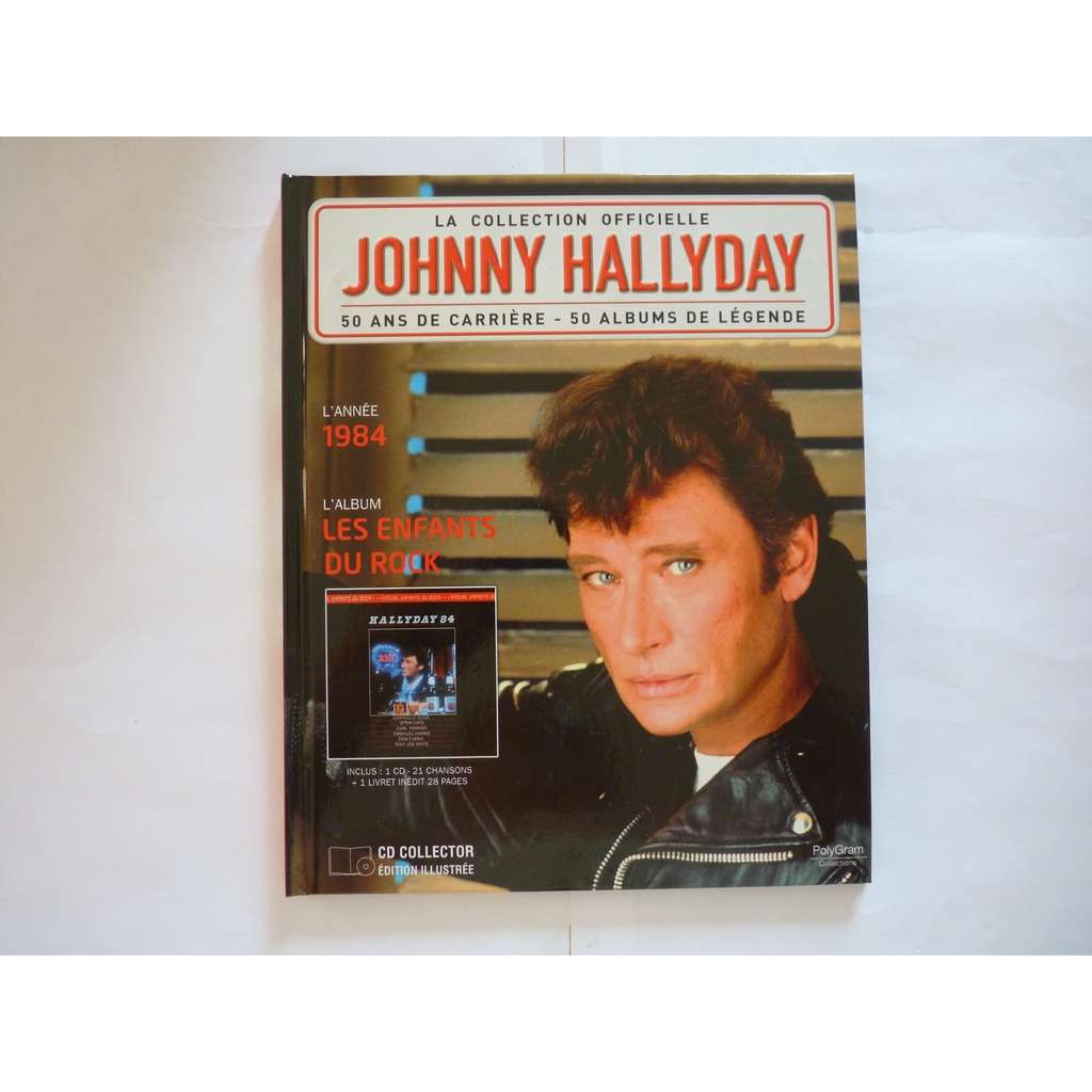 johnny hallyday les enfants du rocks