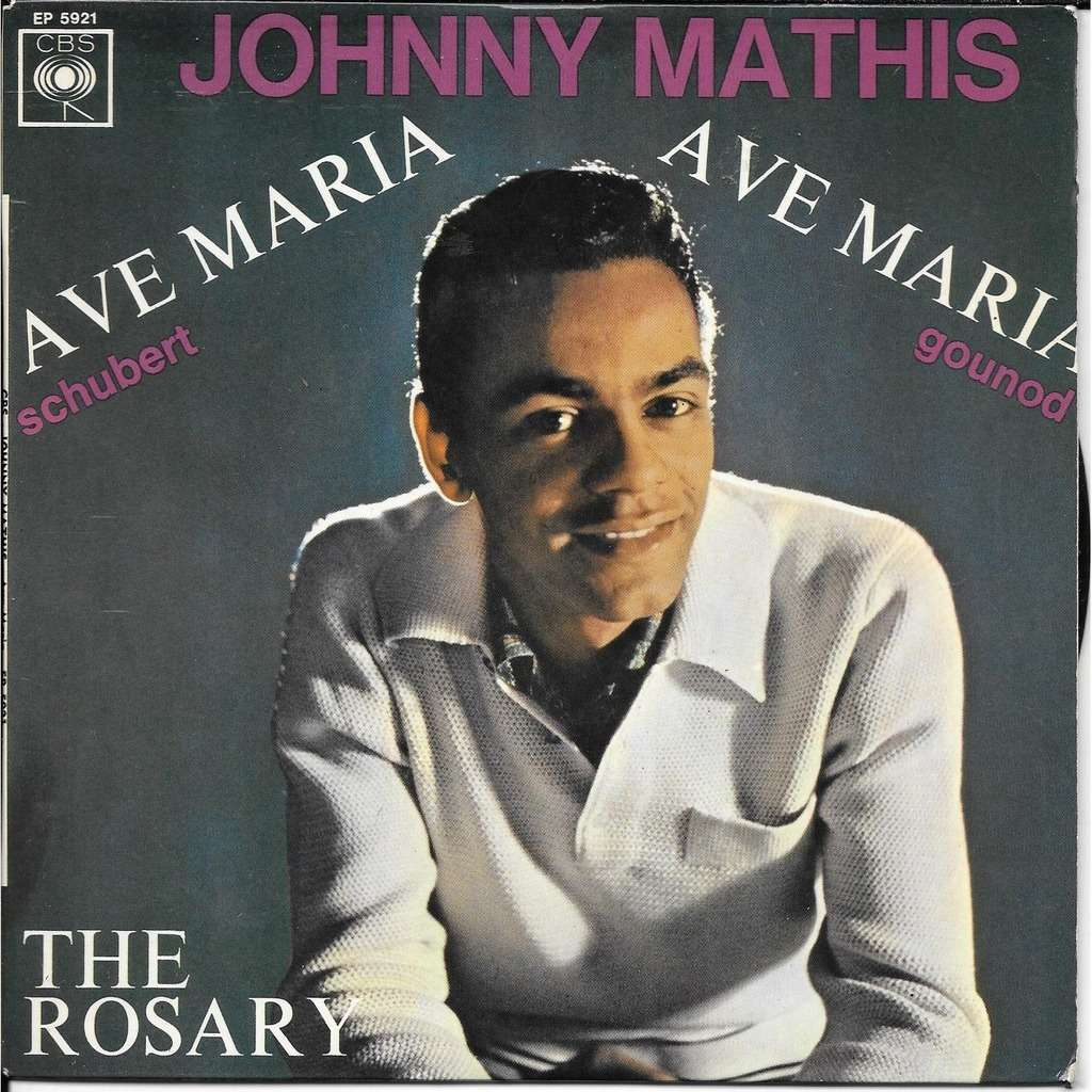 johnny mathis ave maria