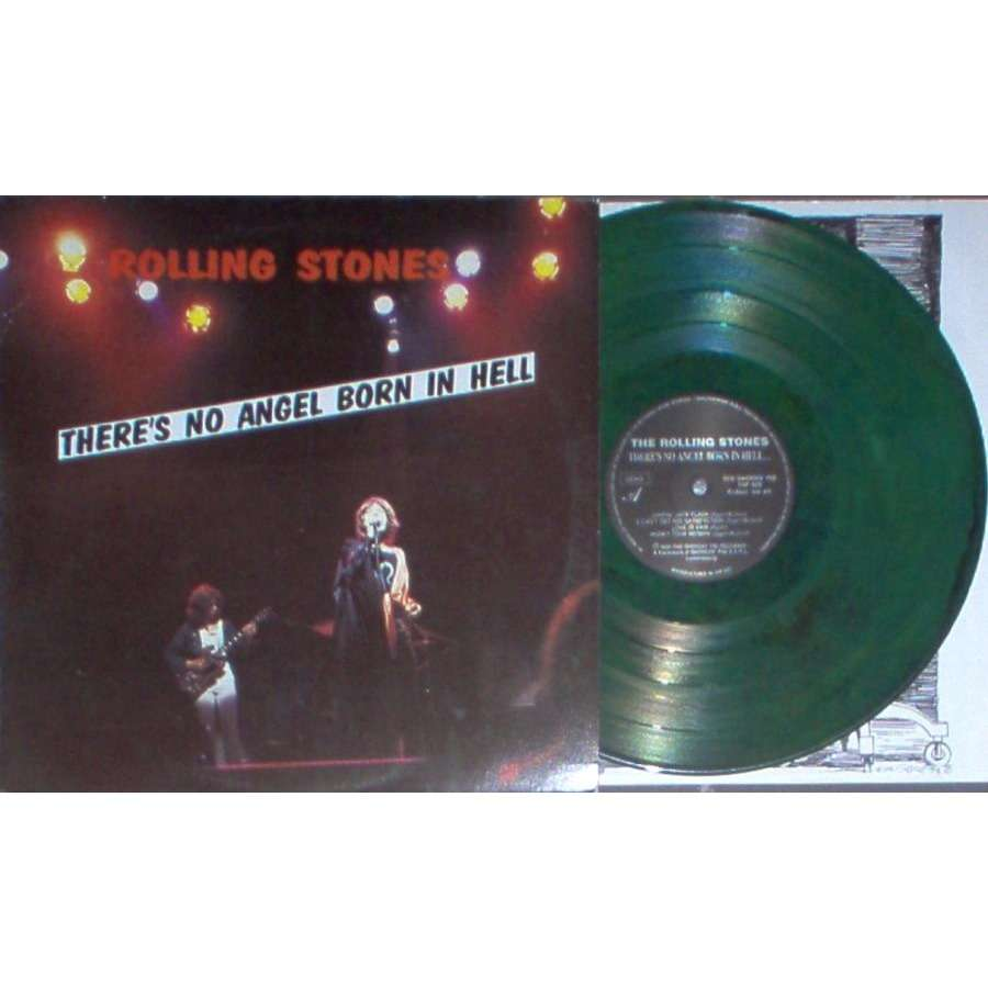 Rolling Stones There's No Angel Born In Hell (Madison Square Garden New York 27/28.11.1969)