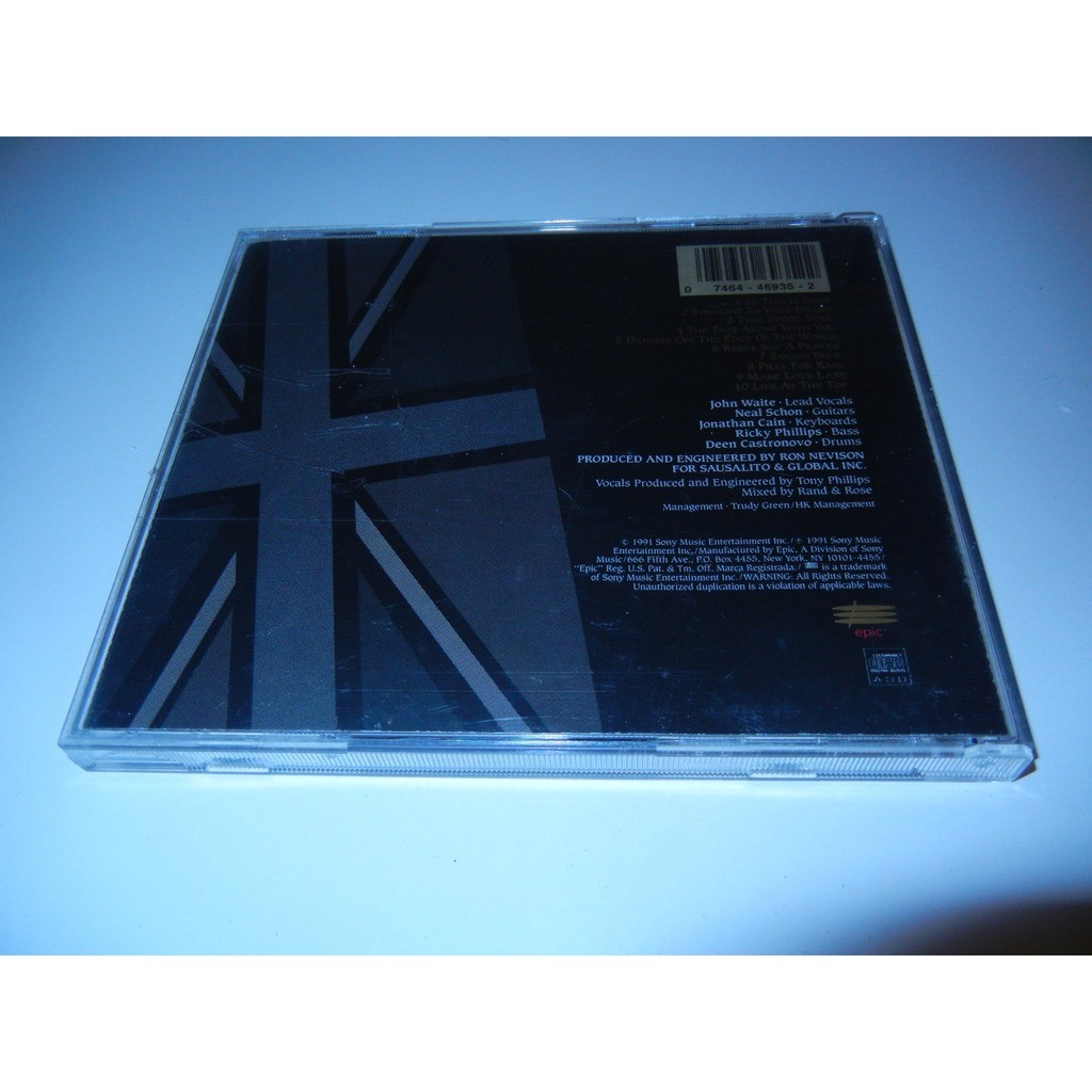 backlash by bad english cd patrickjoker ref 118227074