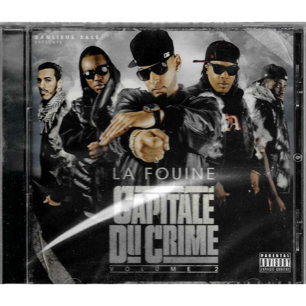 la fouine capitale du crime vol 1