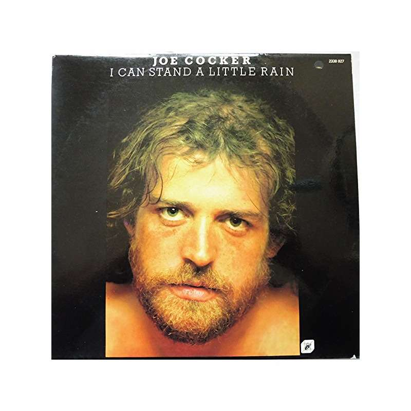 I Can T Stand A Little Rain By Joe Cocker Lp With