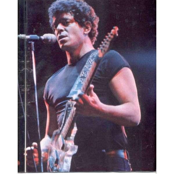 Velvet Underground / Lou Reed Ciao 2001 (07 02 1982) (Italian 1982 music  magazine)