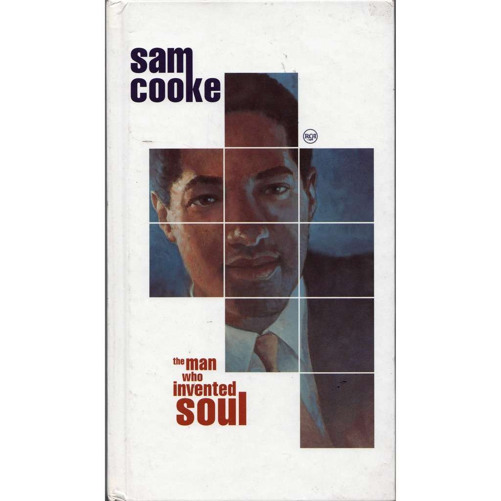 Sam Cooke The Man Who Invented Soul (Euro 2000 Ltd 4CD deluxe box ps)