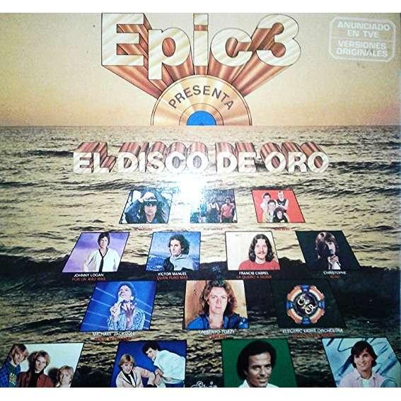 Various El Disco De Oro De Epic Vol 3