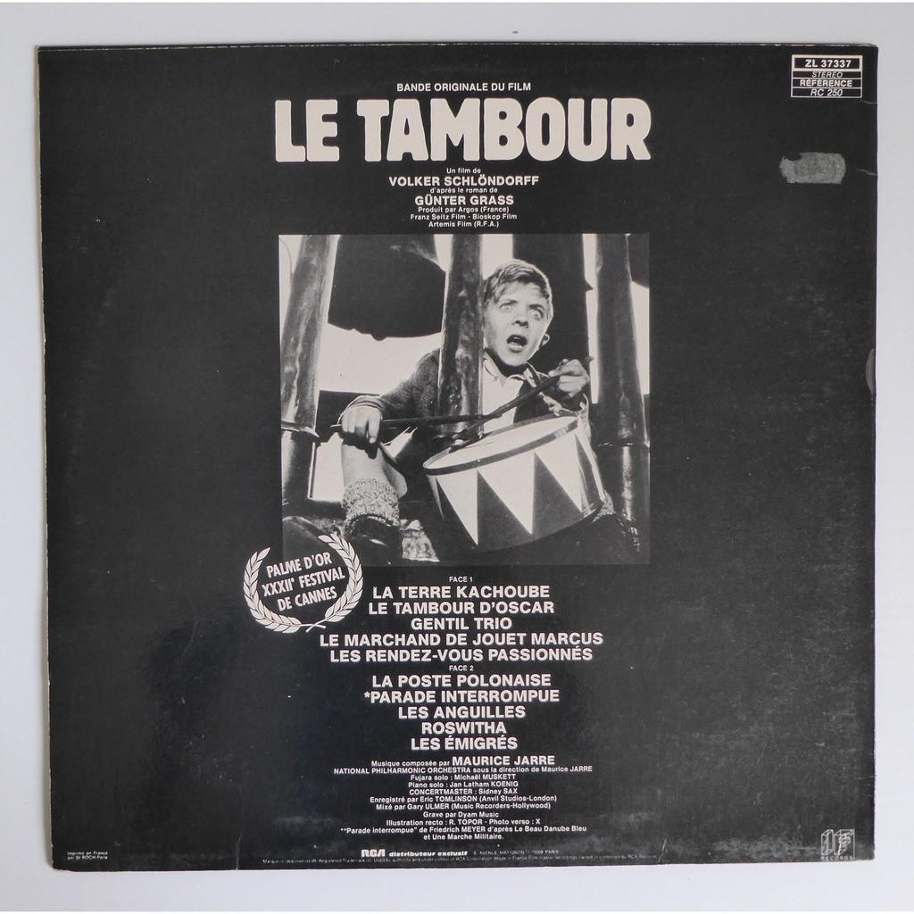 maurice jarre Le Tambour (Die Blechtrommel)
