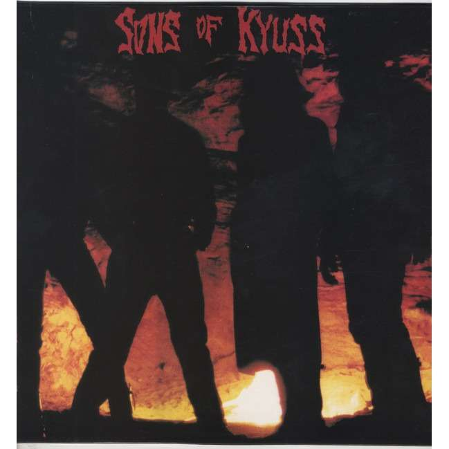 SONS OF KYUSS Sons Of Kyuss (lp)