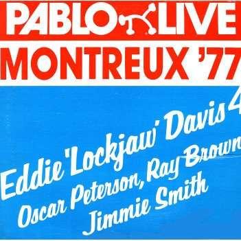 Eddie 'Lockjaw' Davis 4 Montreux '77