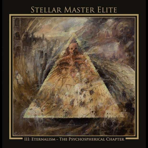 STELLAR MASTER ELITE III: Eternalism - The Psychospherical Chapter