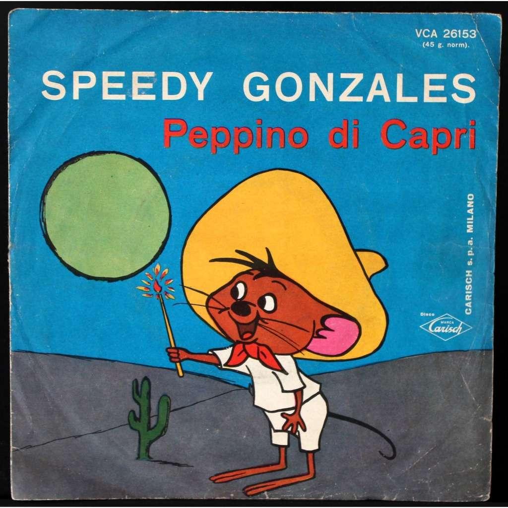 Speedy Gonzales Madison Time By Peppino Di Capri Sp