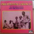 V--A FEAT. TELE JAZZ, SIMANDOU - Pre-festival Lagos 77 - LP