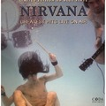 NIRVANA - Greatest Hits Live On Air (lp) - 33T
