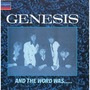 genesis and the word was...