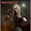 IRON MAIDEN ‎ - Live At The Stockholm Globe Arena, Stockholm, Sweden - On The 18th November 2006 (3xlp) - 33T x 3