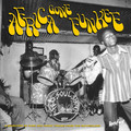 AFRICA GONE FUNKEE - Orchestre Poly-Rythmo,Sylvin Marc (afro/funk) - 45T x 3