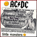 AC/DC ‎ - Little Monsters (lp) - 33T