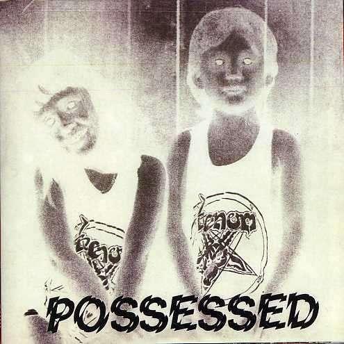 VENOM Possessed. Red Vinyl