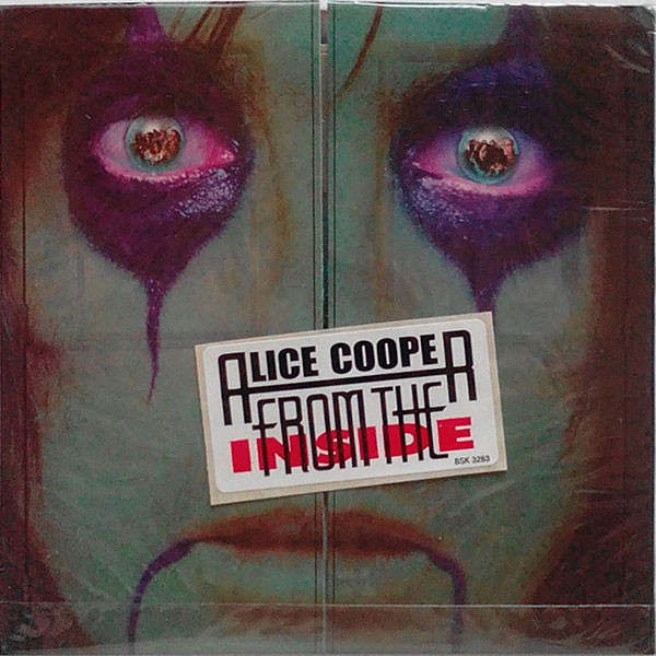 From The Inside By Alice Cooper Cd With Techtone11 Ref
