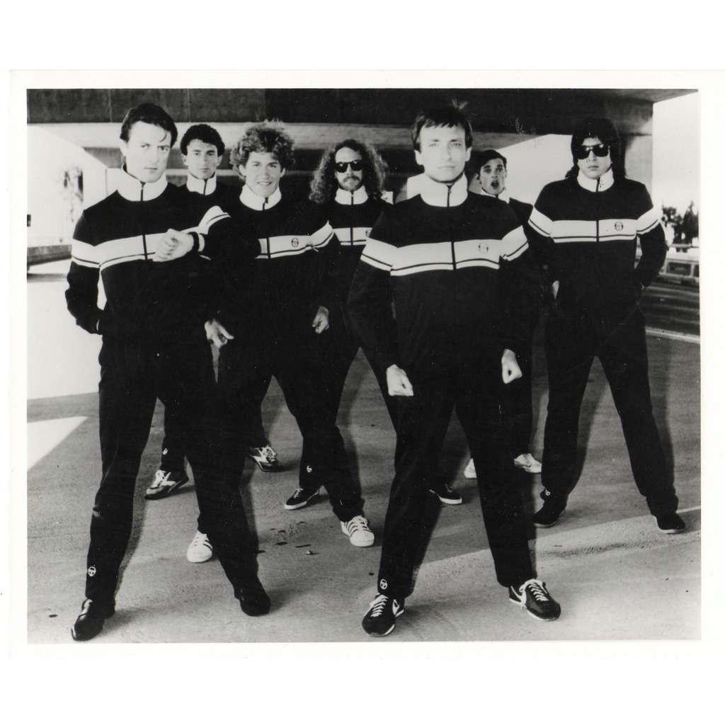 The Tubes The Tubes (Italian original 'magazine archive' promo Press-kit photo!!)