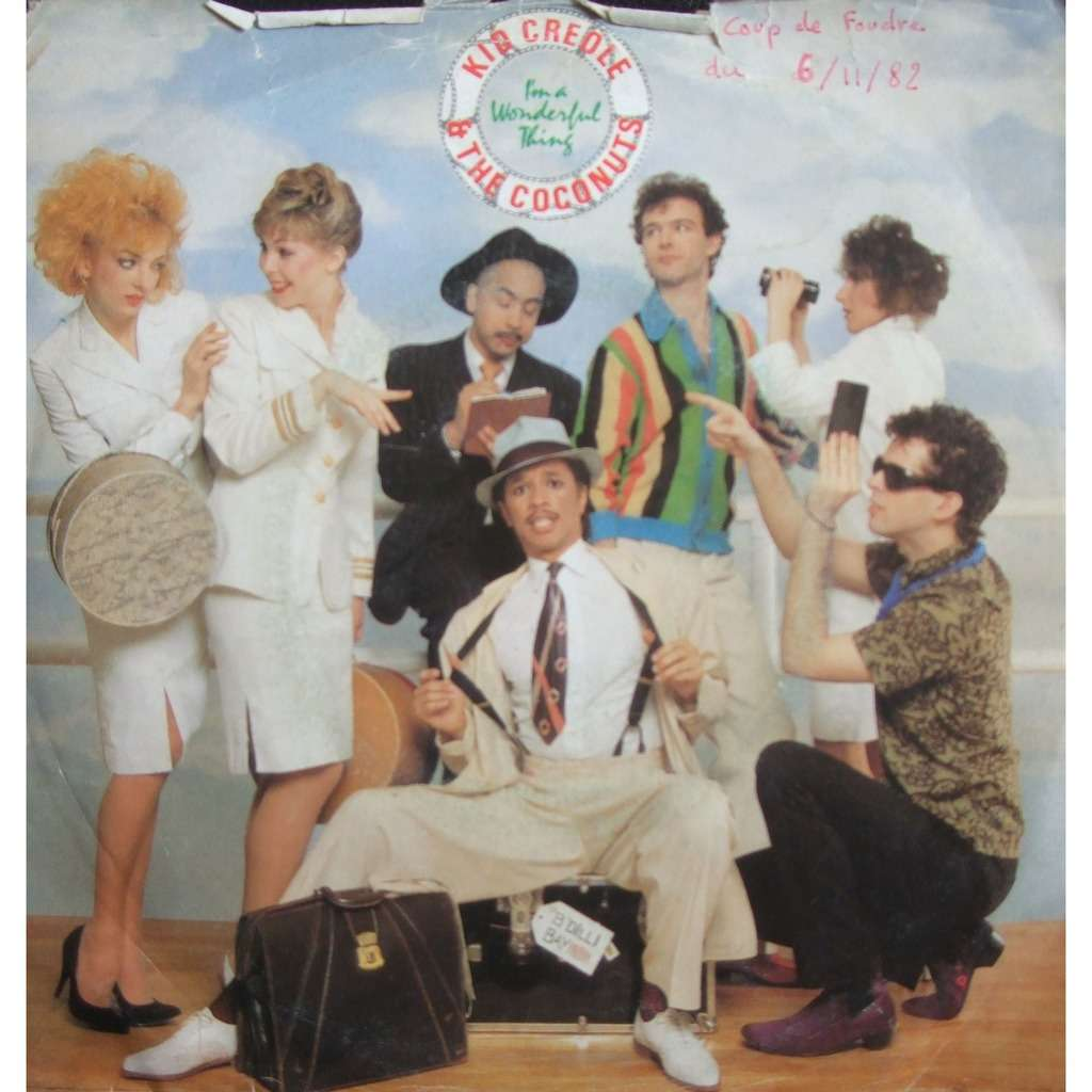 Kid Creole & The Coconuts* - I'm A Wonderful Thing Kid Creole & The Coconuts* - I'm A Wonderful Thing Baby