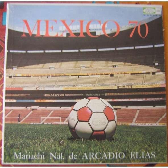 Mariachi National de arcadio elias mexico 70