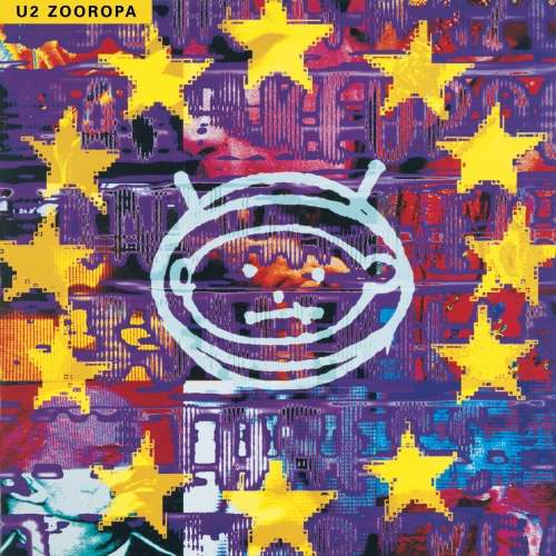 U2 Zooropa (lp) Ltd Edit Colour Vinyl -E.U