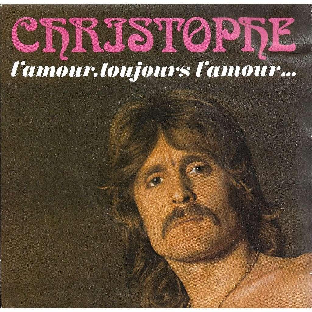Christophe Lamour Toujours Lamour