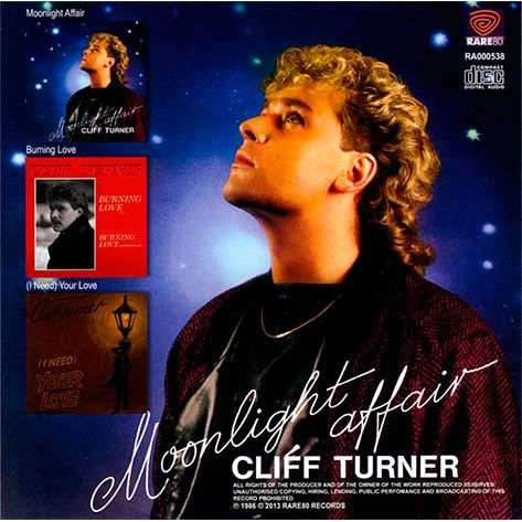 CLIFF TURNER (Silent Circle, Italo Disco) Moonlight Affair