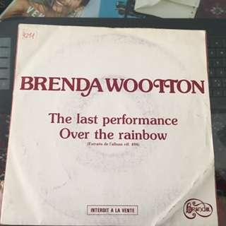 WOOTTON Brenda THE LAST PERFORMANCE