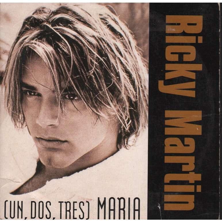 ricky martin ( un dos tres) Maria