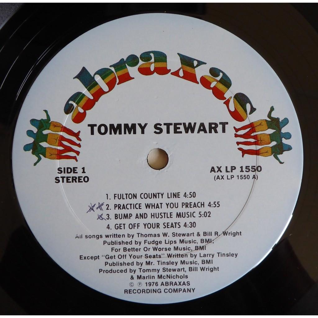 tommy stewart tommy stewart
