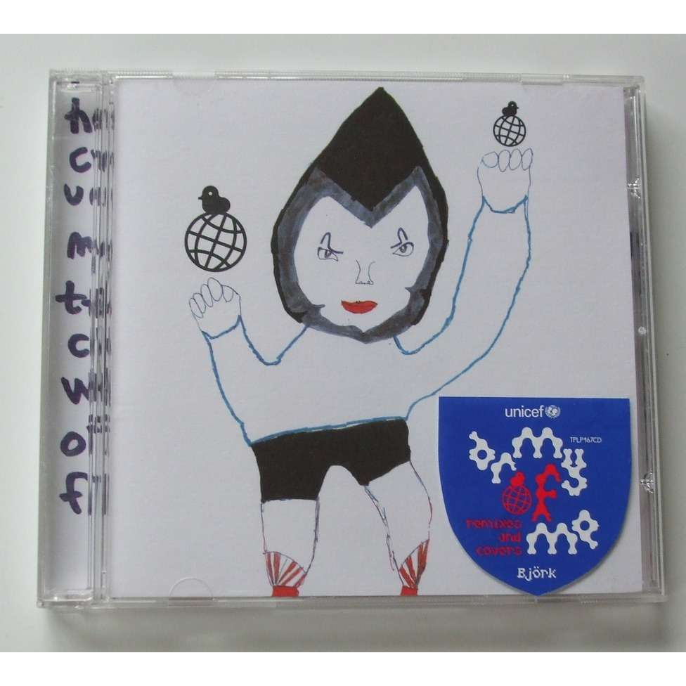 827bf863b146 Björk unicef charity   army of me (remix album) by Björk