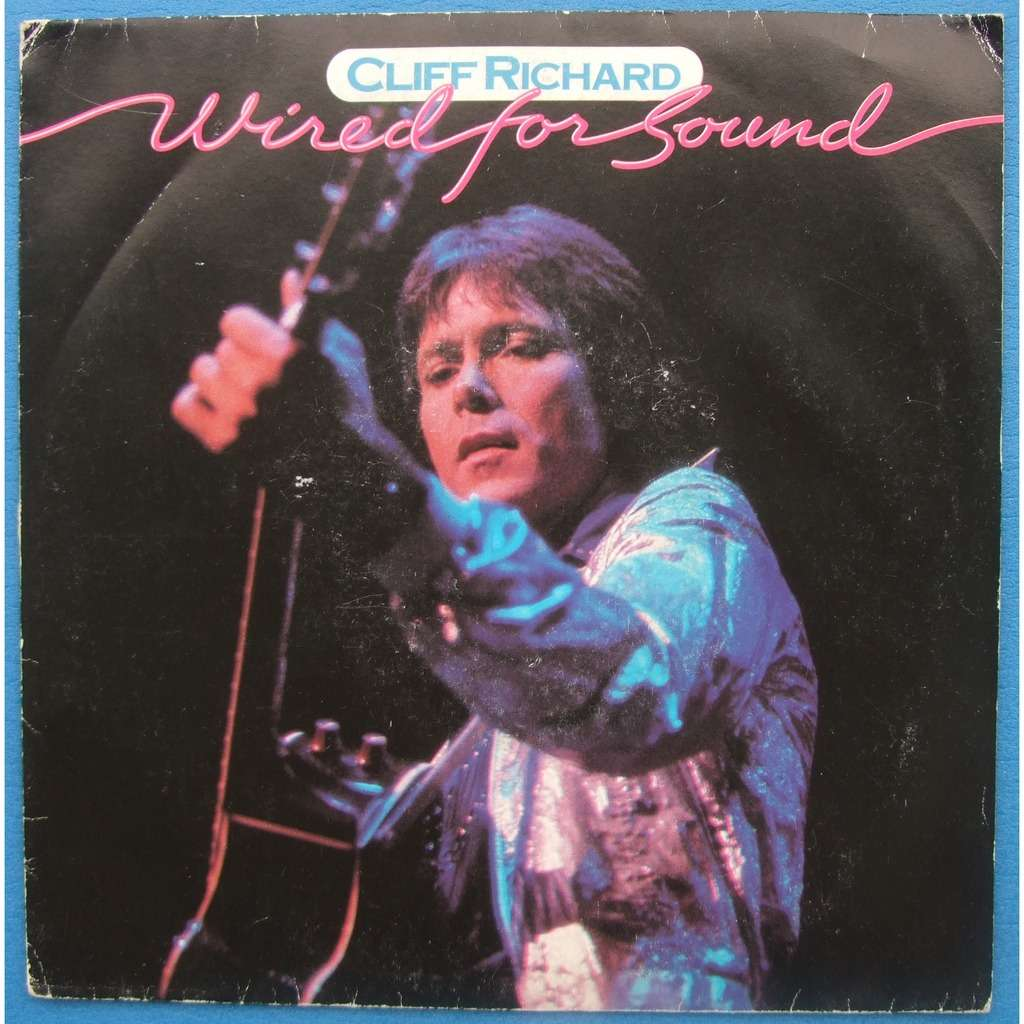 Wired for sound by Cliff Richard, SP with mabuse - Ref:118258986