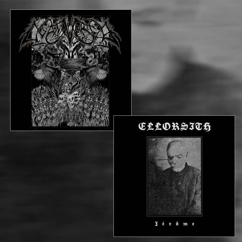 ELLORSITH / MANNVEIRA Split LP