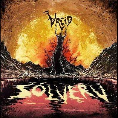 VREID Solverv. CD Digipack