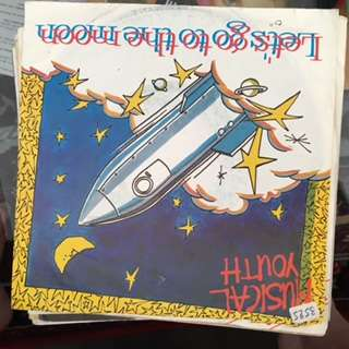 Musical Youth Let's Go To The Moon