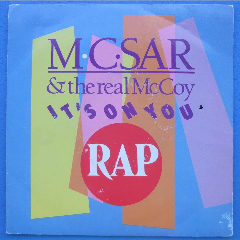 M C Sar it's on you