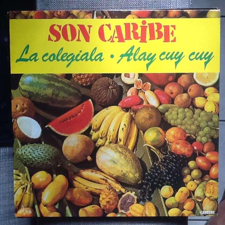 SON CARIBE La colegiala ,ALAY CUY CUY