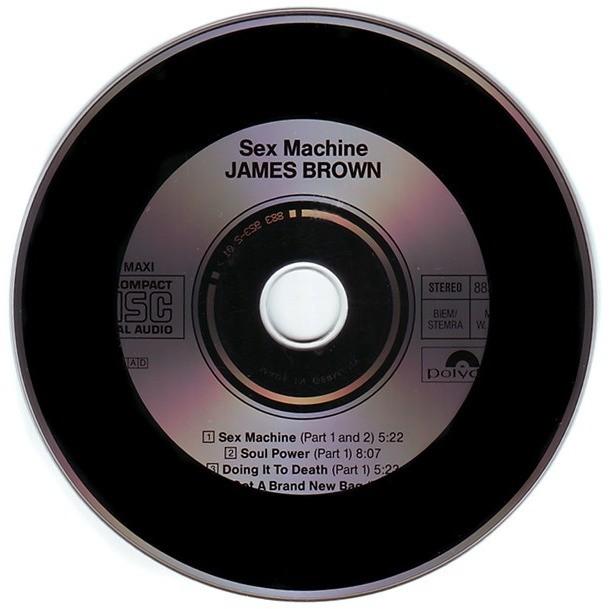 James Brown – Sex Machine/ Soul Power (Part 1) /Doing It To Death (Part 1) /Papa's Got A Brand New Bag