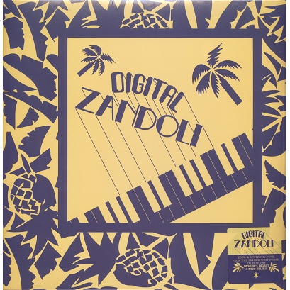 digital zandoli zouk & synthetic funk from the french west indies
