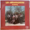 LES AMBASSADEURS DU MOTEL - S/T - Diandjon - LP