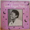 AFRICAN BROTHERS - Spacey reggae medley - LP